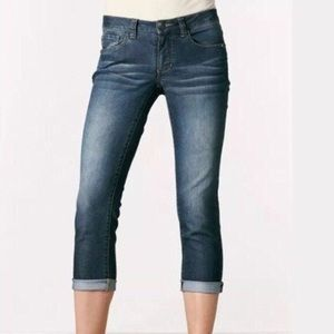 CAbi Johnny Cropped Jeans